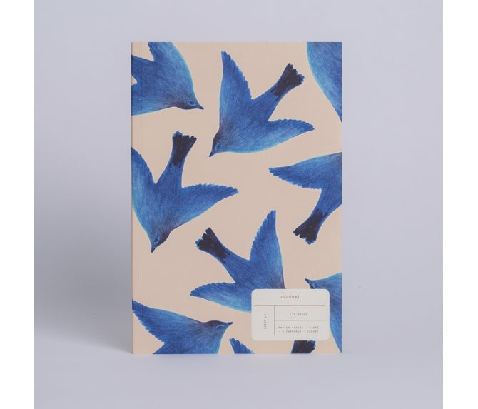 Blue Birds Journal