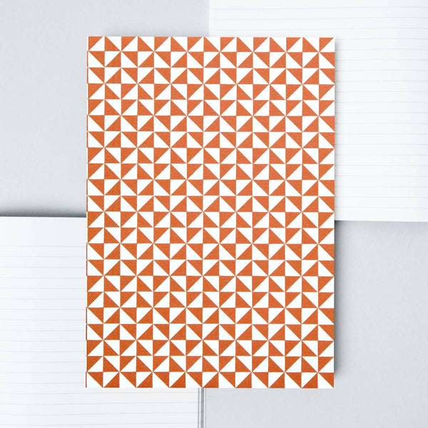 Kaffe Lined Notebook