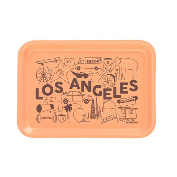 Los Angeles Small Tray