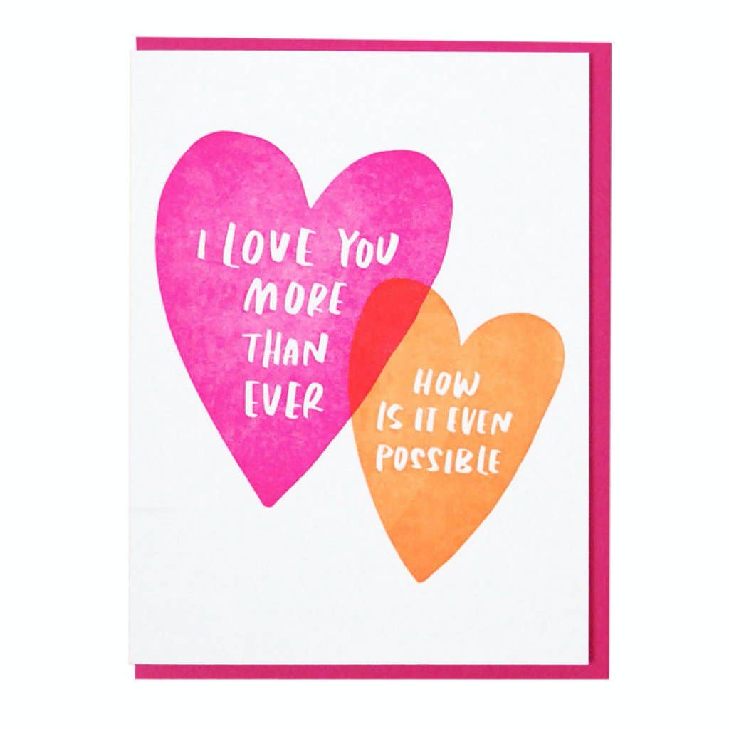 More Than Ever Card