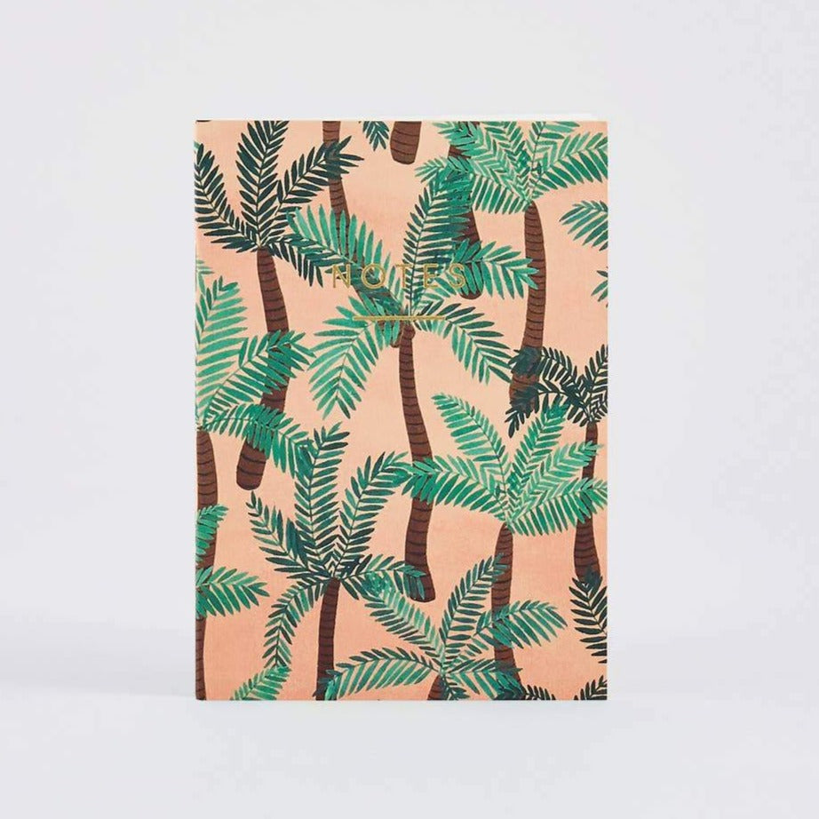 Mini Palm Trees Notebook