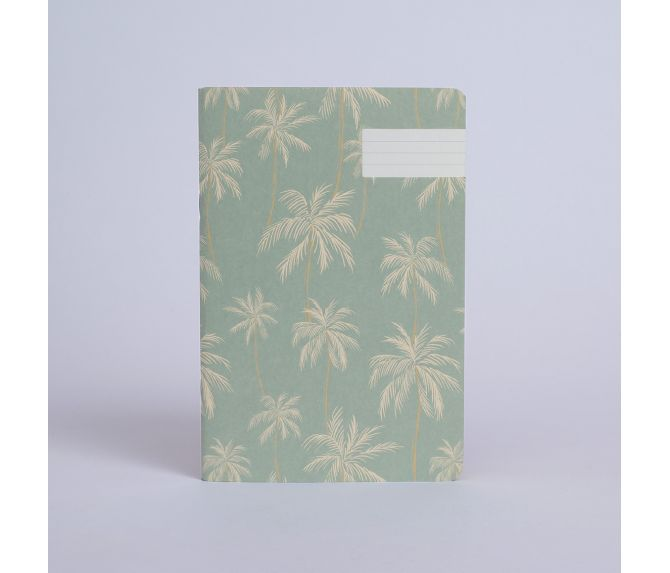Palmeraie Mousse Notebook