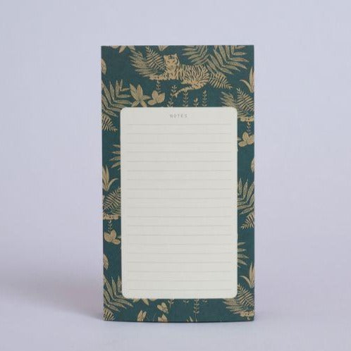 Jungle Émeraude Notepad