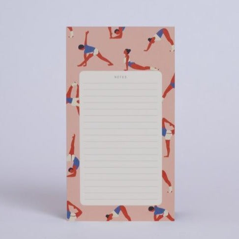 Yoga Notepad