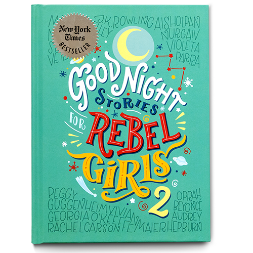 Rebel Girls VOL. 2