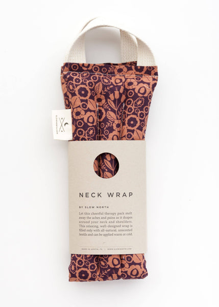 Neck Wrap Therapy - Sunset Adele