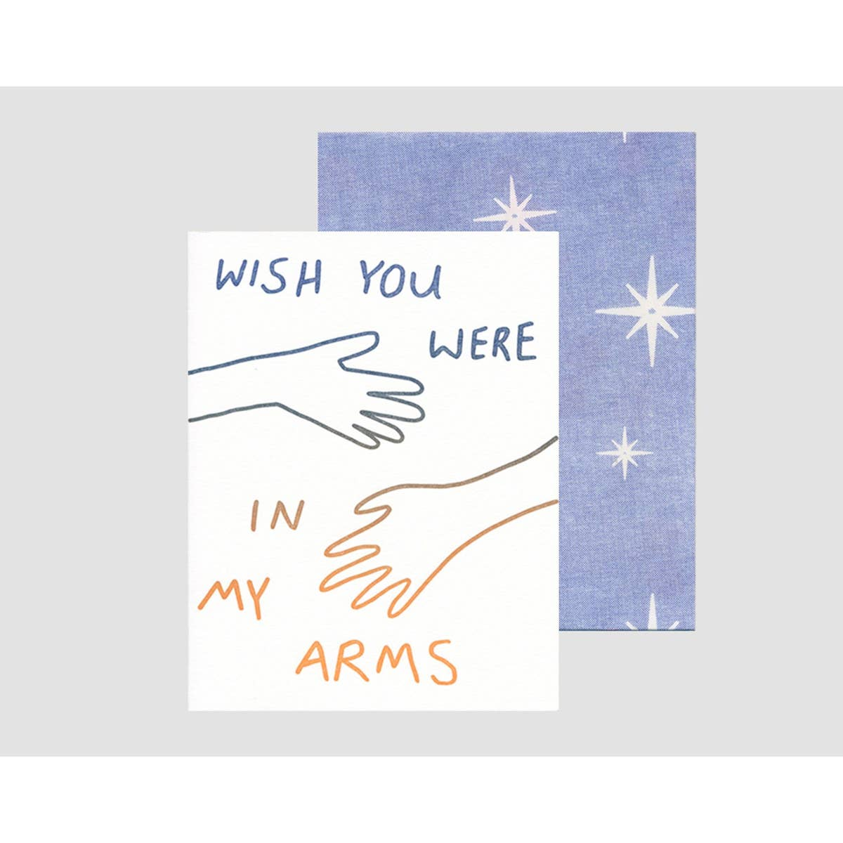 Wish You Were in My Arms