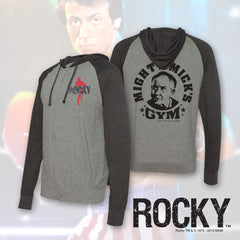 Mick's Gym Light-Weight Hoodie