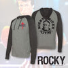 Mick's Gym T-shirt Weight Hoodie