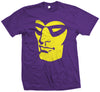 Purple Face Tee