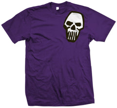 Shoulder Skull Tee - Sold Out