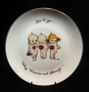 Kewpie Collectors' Plates, Kewpie Collectors' Plates, Kewpie,  Look in Pop's Attic Antiques