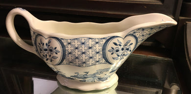 Vintage Gravy Boat, Vintage Gravy Boat, Chelsea House,  Look in Pop's Attic Antiques