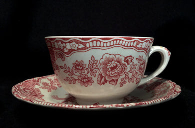 Antique English Bone China, Antique English Bone China, Crown Ducal Bristol,  Look in Pop's Attic Antiques