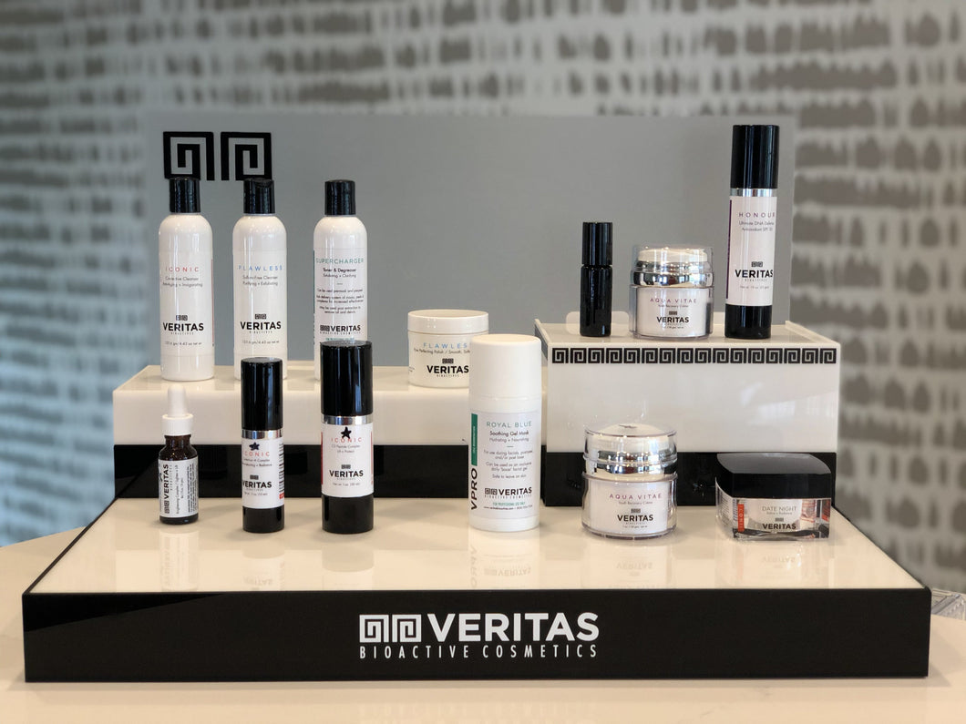 Veritas Bioactives Display Stand