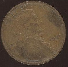 1921 Lincoln Cent - Good/VG