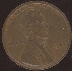 1923 Lincoln Cent - Good/VG