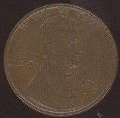 1925-D Lincoln Cent - Good/VG