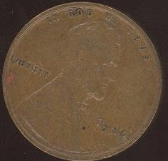 1926 Lincoln Cent - Good/VG