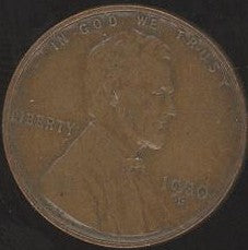 1930-D Lincoln Cent - Good/VG