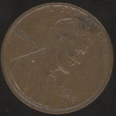 1932-D Lincoln Cent - Good/VG
