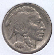 1935 Buffalo Nickel - Fine