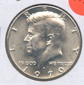 1970-D Kennedy Half Dollar - Uncirculated