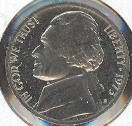 1973-S Jefferson Nickel - Proof