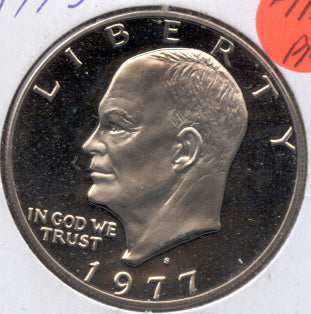 1977-S Eisenhower Dollar - Proof