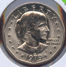 1979-D Susan B. Anthony Dollar - Uncirculated