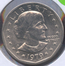 1979-P Susan B. Anthony Dollar - Uncirculated