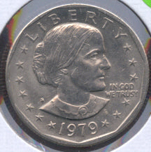 1979-S Susan B. Anthony Dollar - Uncirculated
