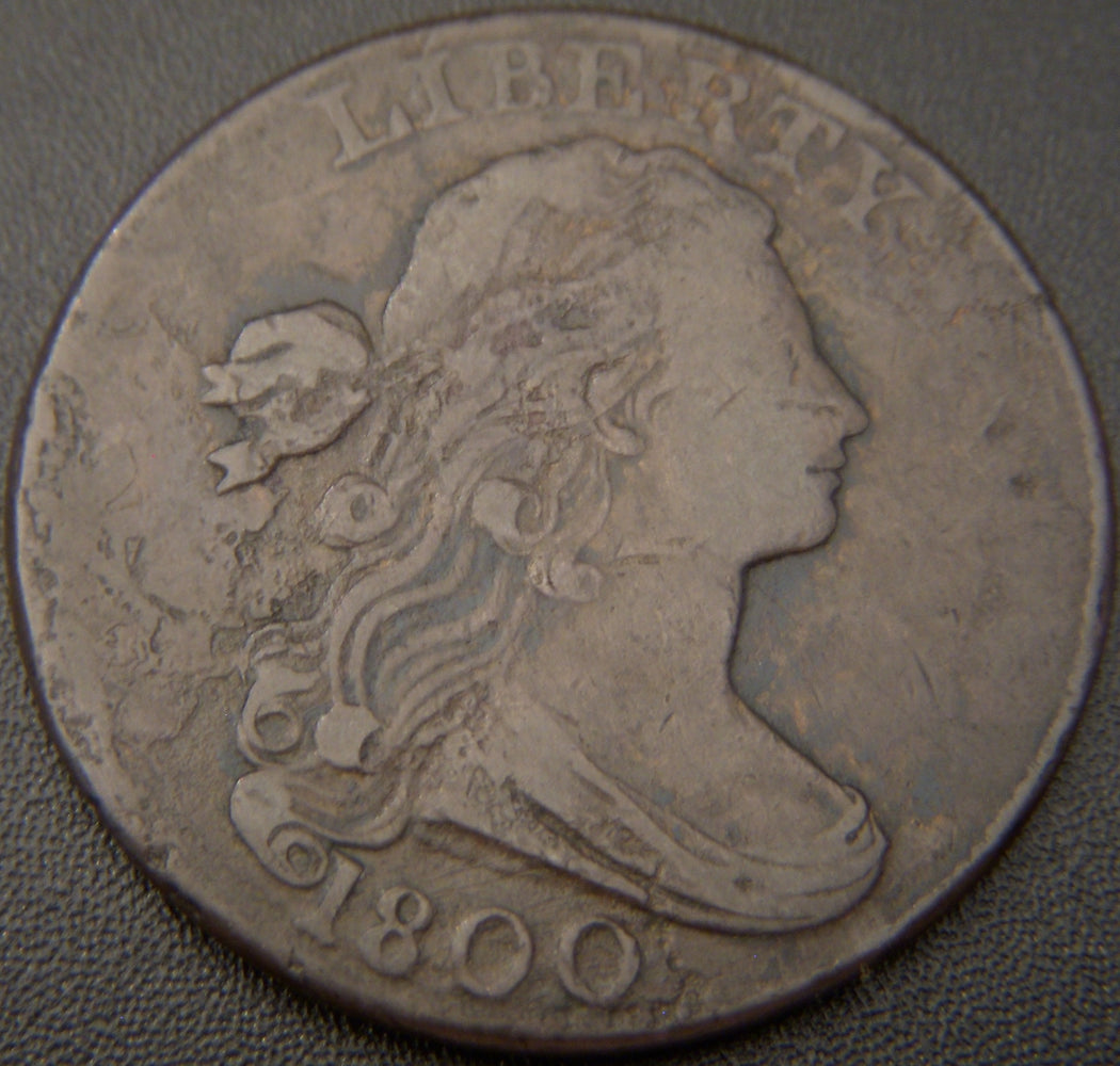 1800 Large Cent - Very Fine