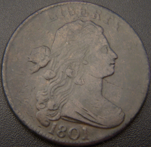 1801 Large Cent - Extra Fine