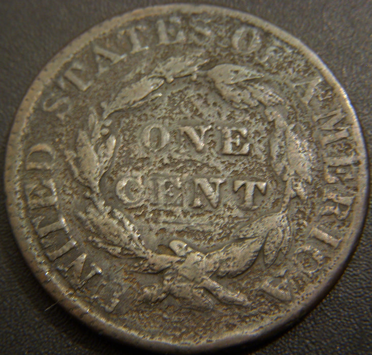 1829 Large Cent - Very Good Details