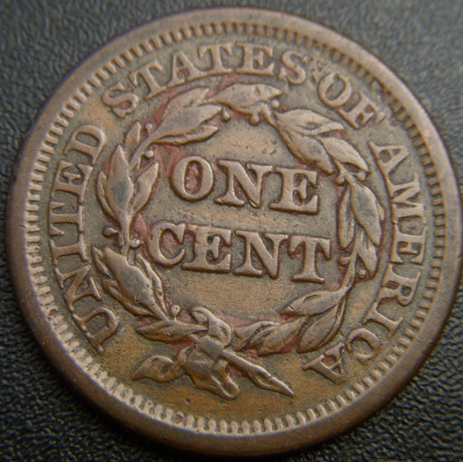 1851 Large Cent - Very Fine