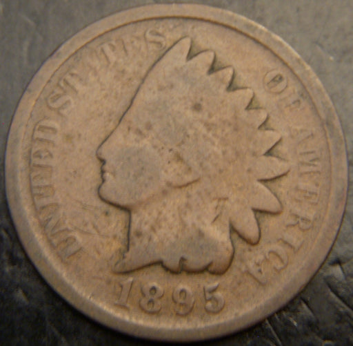 1895 Indian Head Cent - Good