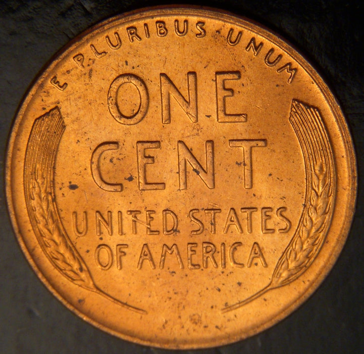 1955-D Lincoln Cent - Unc. MS