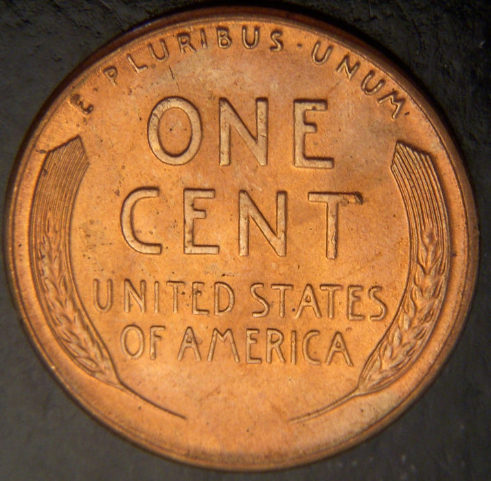 1958 Lincoln Cent - Unc. MS