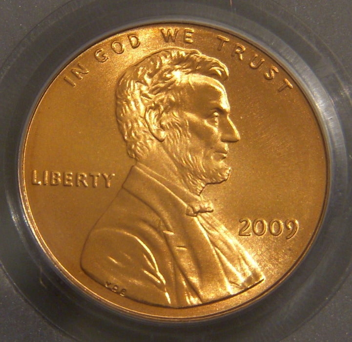 2009 Lincoln Presidency Cent - PCGS MS65RD