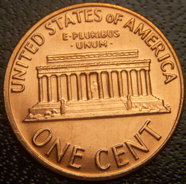 1973-D Lincoln Cent - Uncirculated