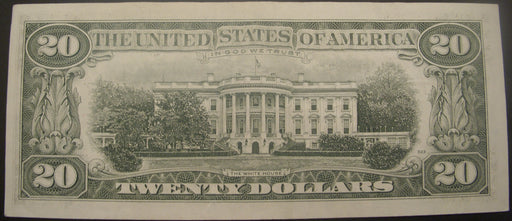 1977 (G) $20 Federal Reserve - Star Note AU