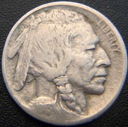 1913-D T2 Buffalo Nickel - F+