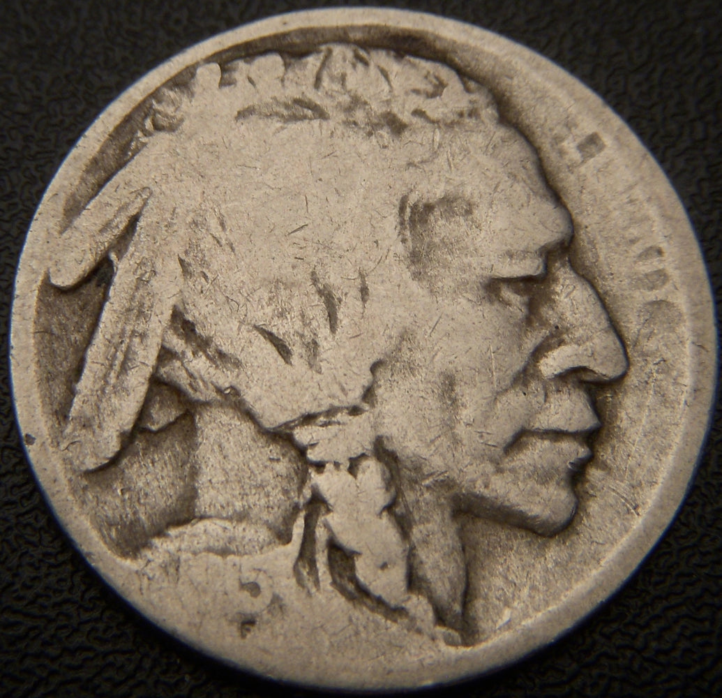 1915-S Buffalo Nickel - Good