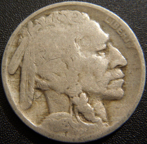 1918 Buffalo Nickel - Good/VG