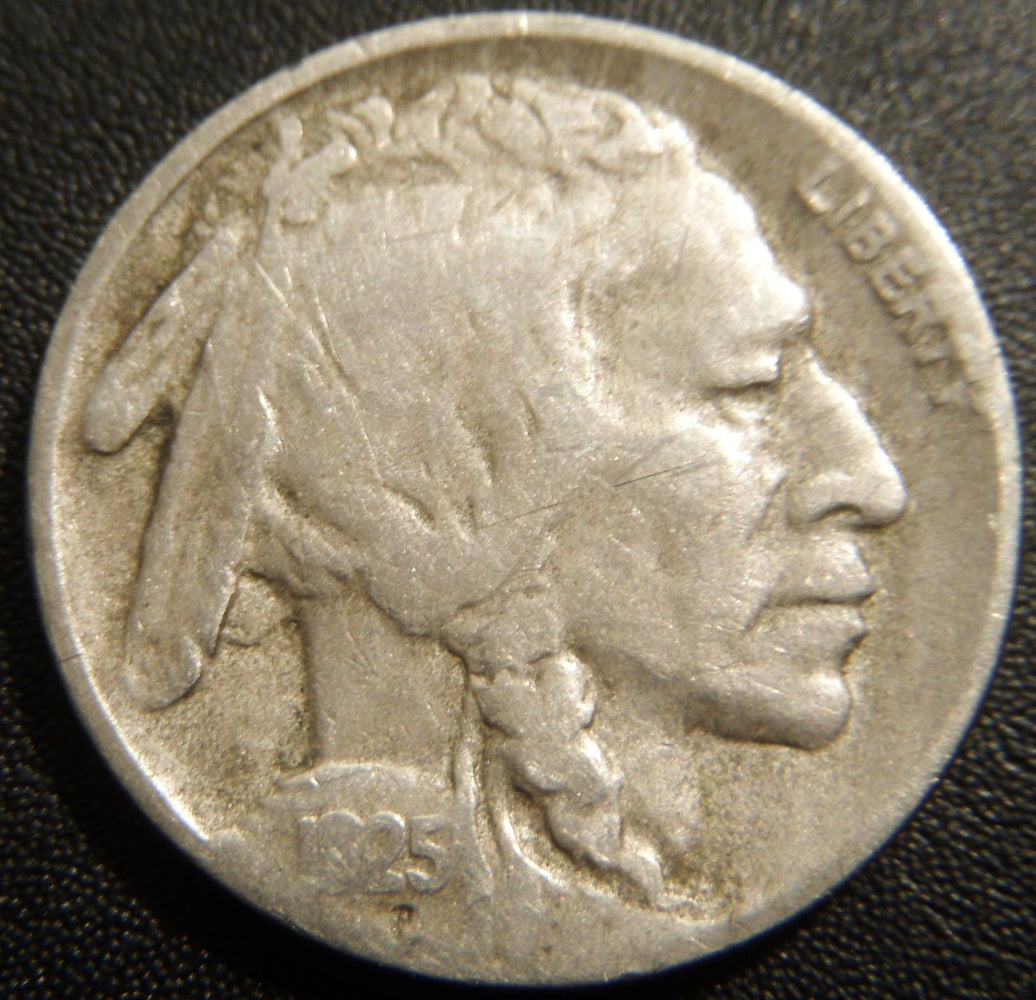 1925-S Buffalo Nickel - Fine