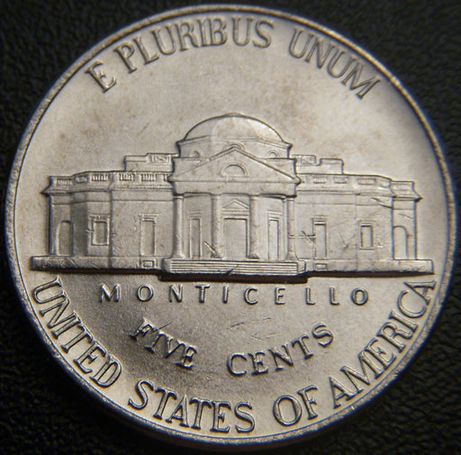 2010-P Jefferson Nickel - Unc.