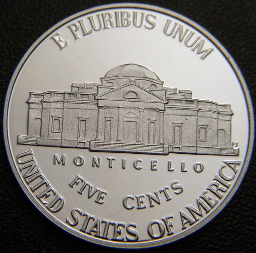 2010-S Jefferson Nickel - Proof