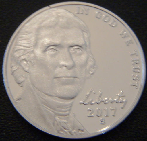 2017-S Jefferson Nickel - Proof