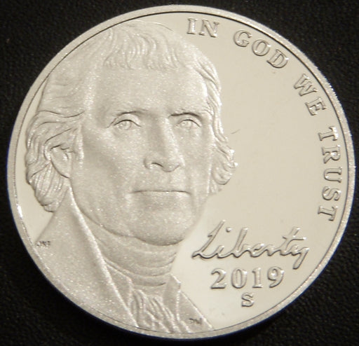 2019-S Jefferson Nickel - Proof